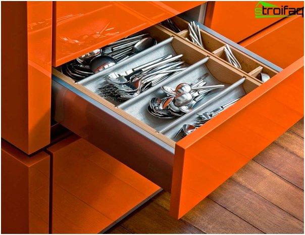 Кухонная мебель (шкафы и ящики) - 3