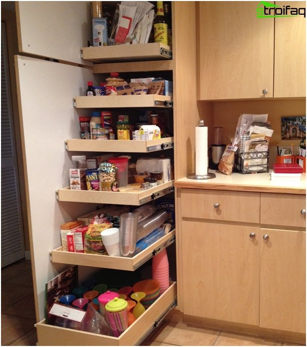 Kitchen furniture (cabinets and drawers) - 2