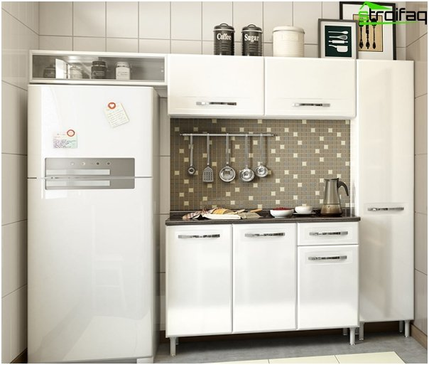 Kitchen furniture from Ikea (Metal) - 5