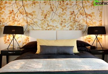 Wallpapers for bedrooms
