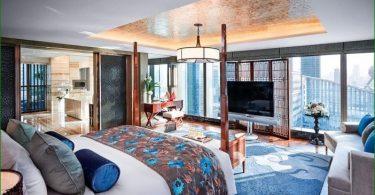Bedroom design in 2017: photos of modern ideas