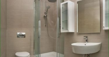 Design of a small bathroom: ideas for a visual increase in the interior