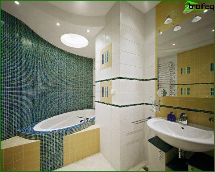 Design bathrooms - photo 8
