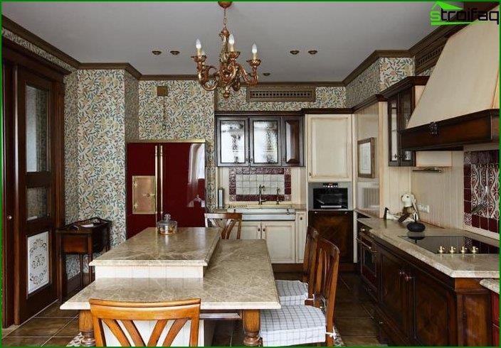 Classic style interior 5