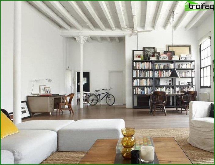 Loft style interior 5