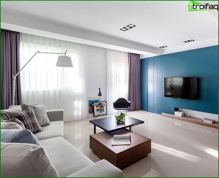 Modern style interior 5