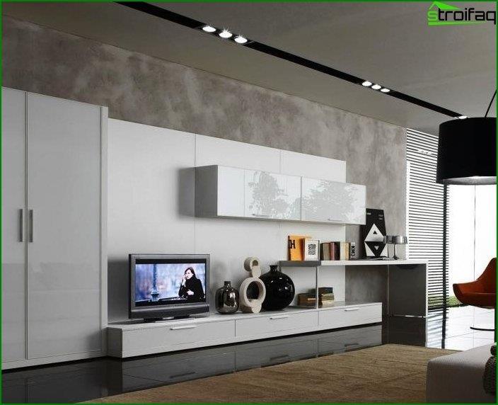 Modern style interior 8