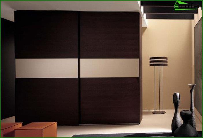 Closet cupboard 8