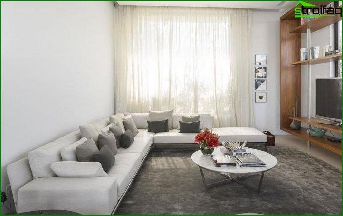 Living room design 2