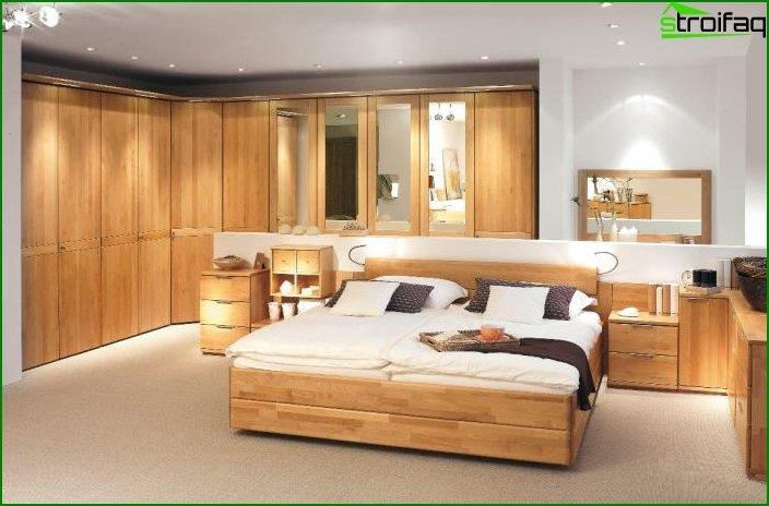 Modern bedroom interior 5
