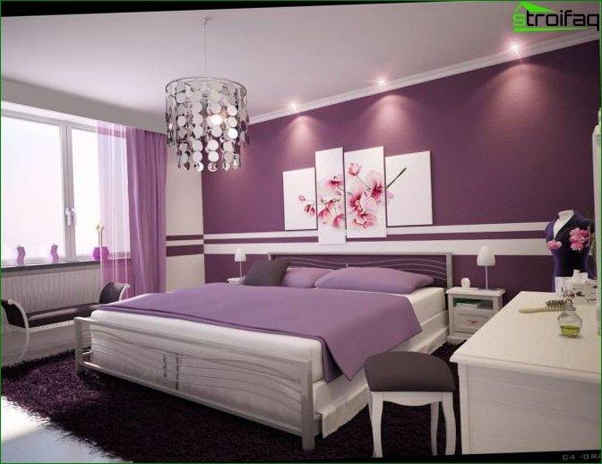 Room design for girls
