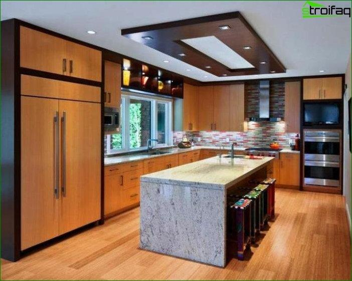 Ceilings Kitchen 10 sq m