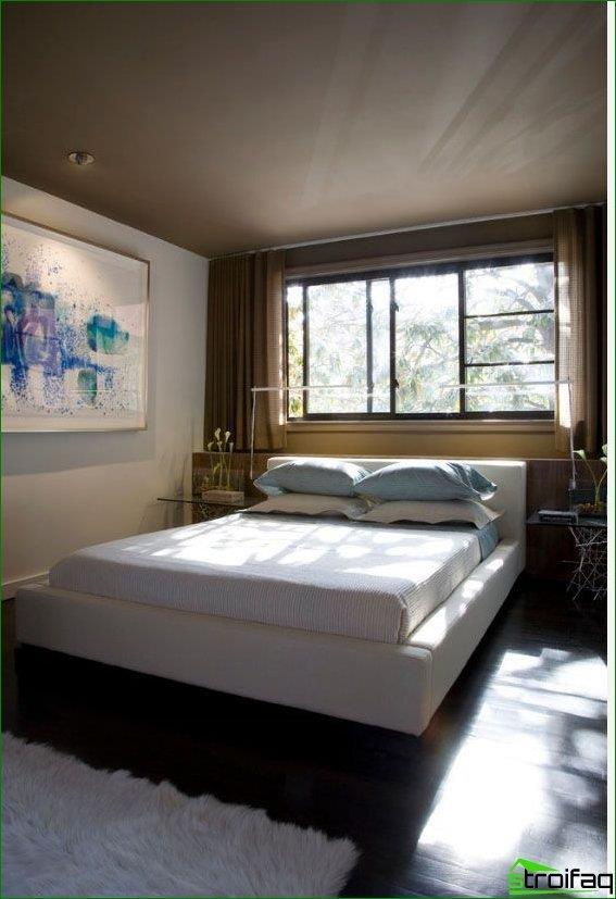 soll ich das bett kopfteil zum fenster setzen plus minus 80 fotos. Black Bedroom Furniture Sets. Home Design Ideas