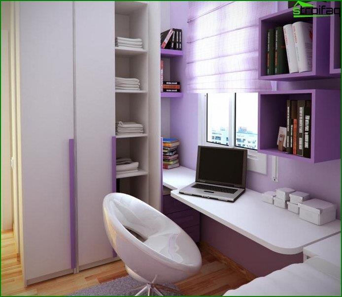 Як оформити дитячу кімнату в хрущовці 3