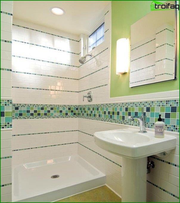 Green Tiles - 3
