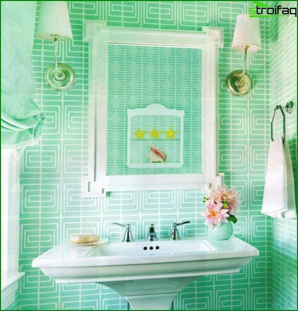 Green Tiles - 4