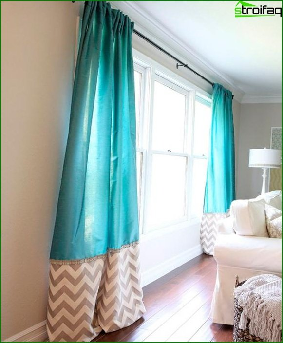 Curtains for the living room (2017) - 06