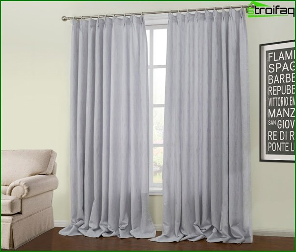 Air curtains for living room - 03