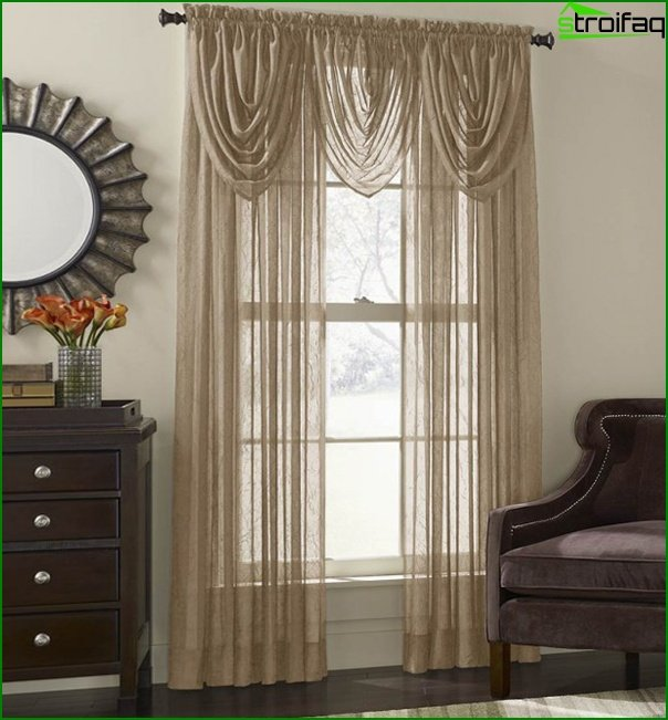 Air curtains for living room - 05