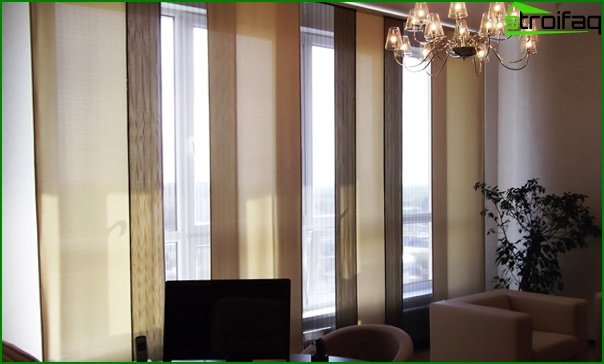 Japanese curtains - 05