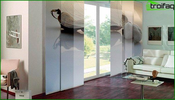 Japanese Curtains - 06
