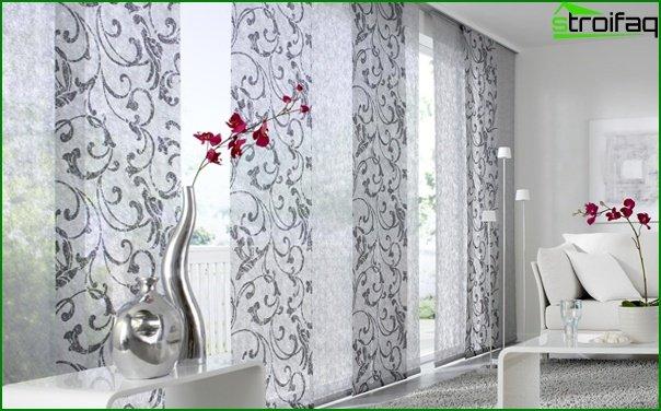 Japanese Curtains - 07