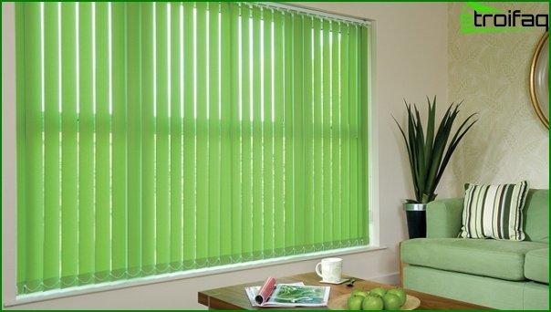 Curtains natural tones - 02