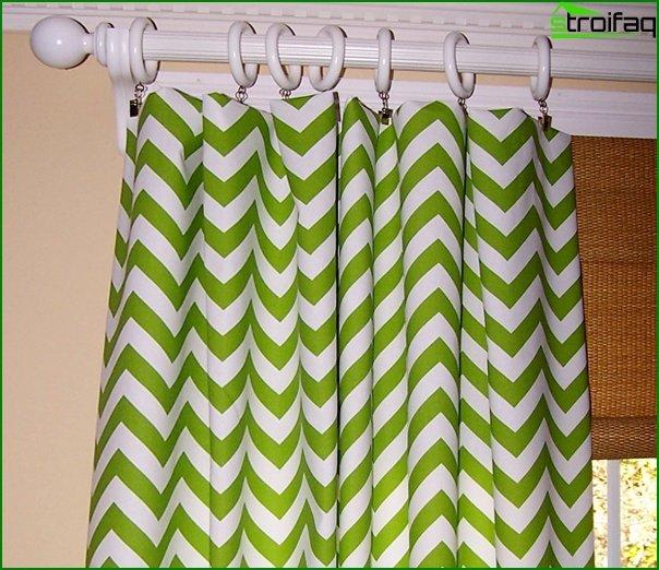 Curtains natural tones - 03