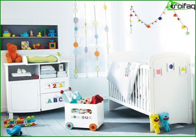 Design of a children's room