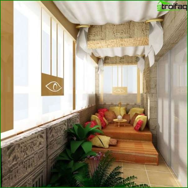 East loggia design 02
