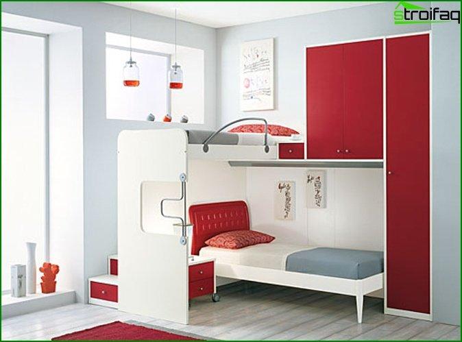 Small bedroom - photo1