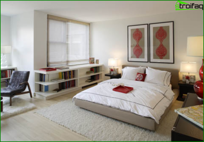Studio apartment - interior 10