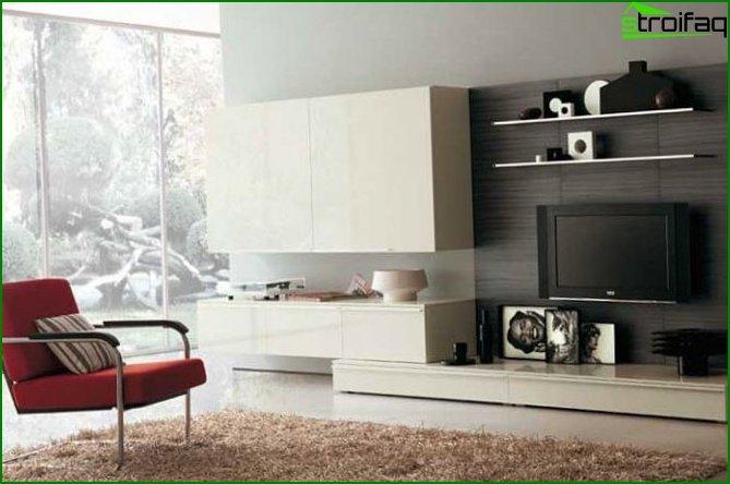 Modern Living Room 3