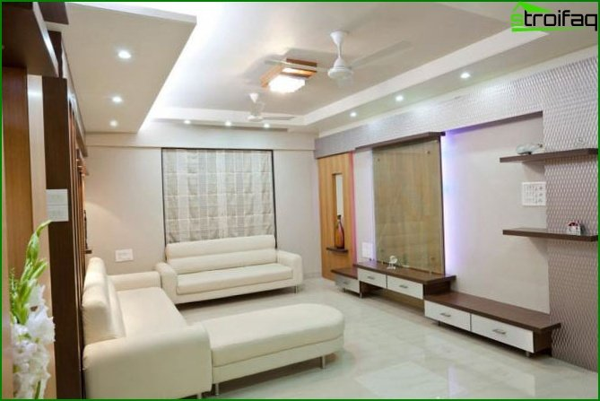 Modern design of living room 4