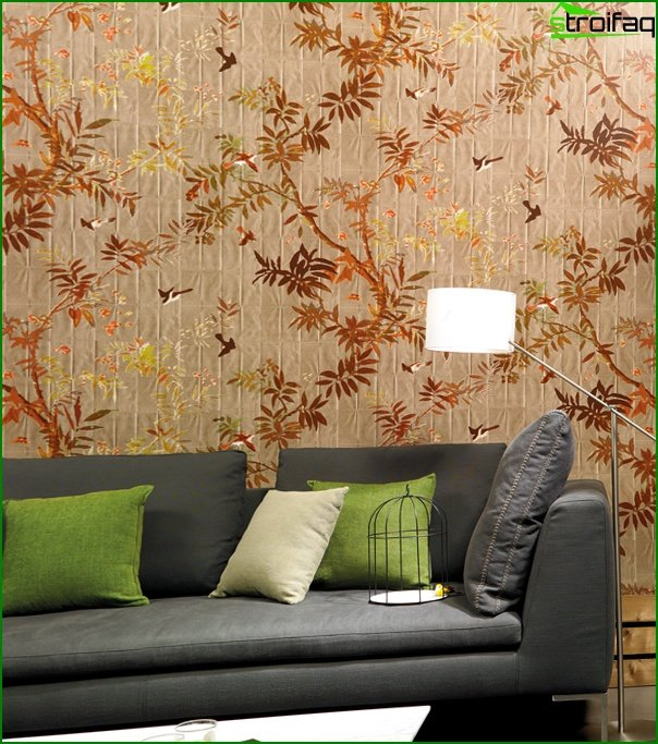 Non-woven wallpaper - 5