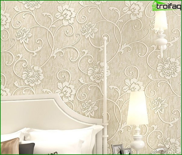 Varieties of non-woven wallpaper - 5
