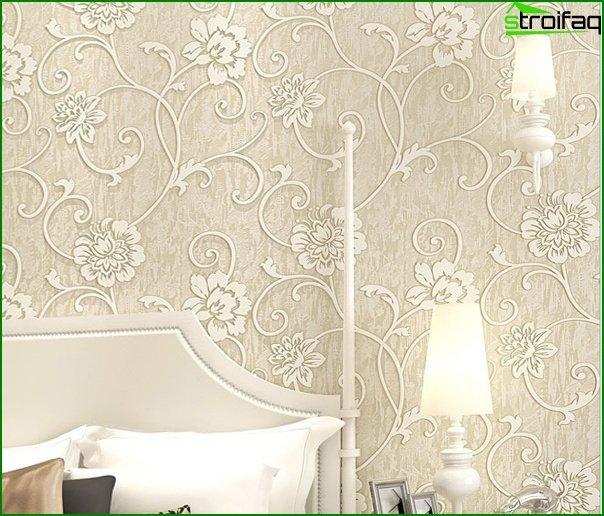 Varieties of non-woven wallpaper - 5
