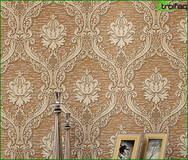 Varieties of non-woven wallpaper - 7