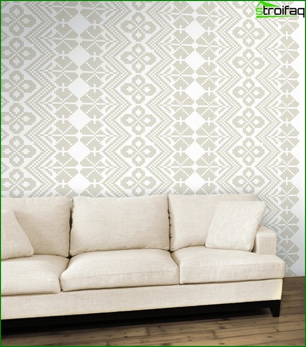 Beautiful fleece wallpaper - 3