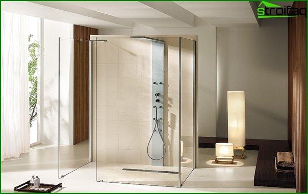 Shower capsule - 1