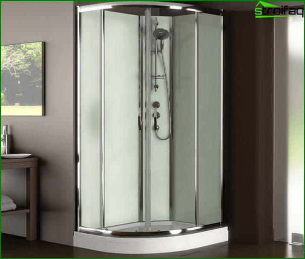Shower capsule - 2