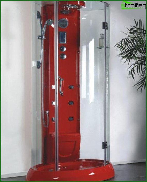 Shower capsule - 3
