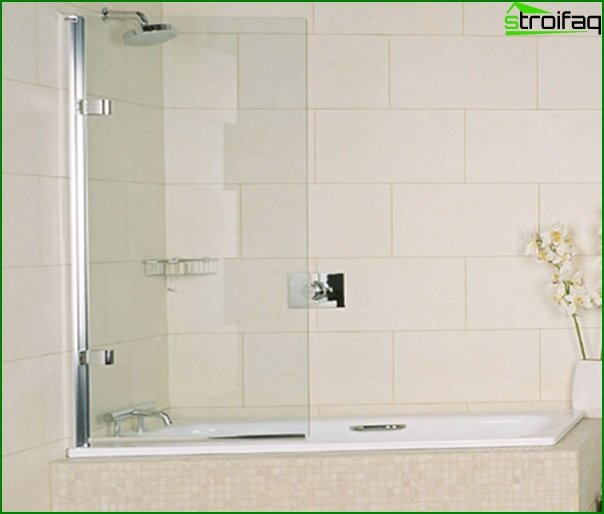 Combined shower cubicle - 3