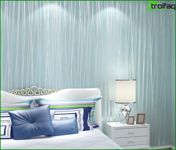 Bedroom (non-woven wallpaper) - 2