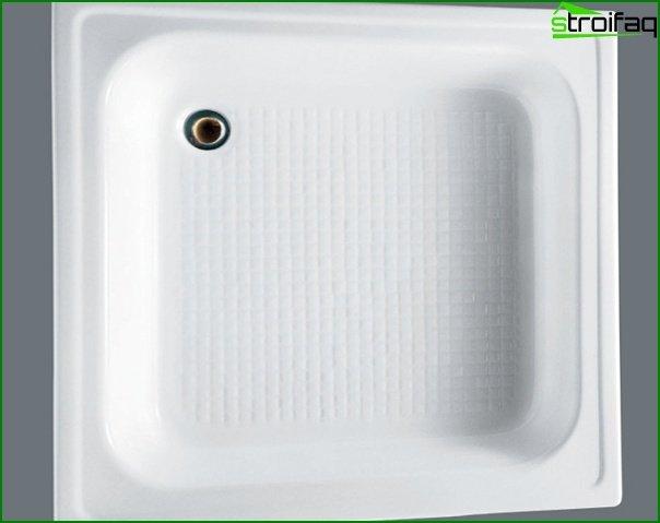 Acrylic tray - 2