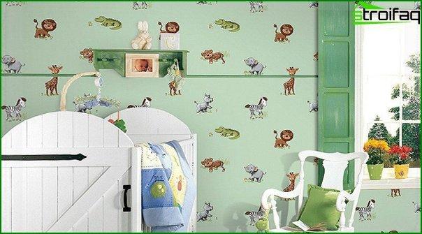 Flizeline wallpaper for children - 2