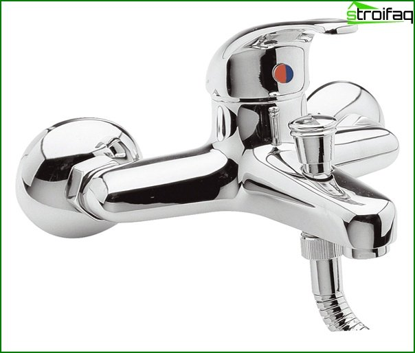Faucets for shower cabins - 5