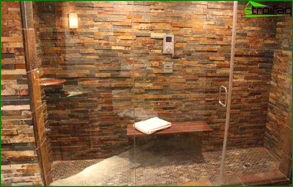 Shower cabin with steam generator - 2