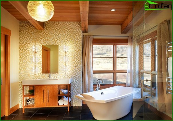 Bathroom furniture in Ethnic style - 3