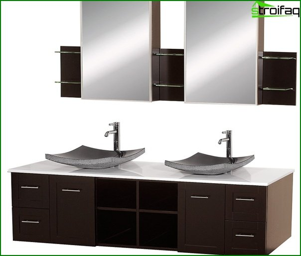 Cupboard with sink - 1